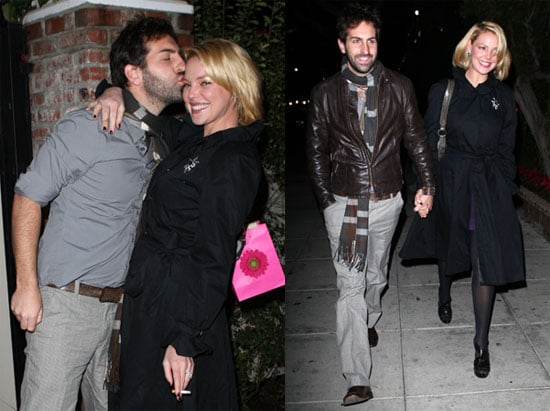 Photos of Katherine Heigl and Josh Kelley Celebrating Their First Wedding Anniversary