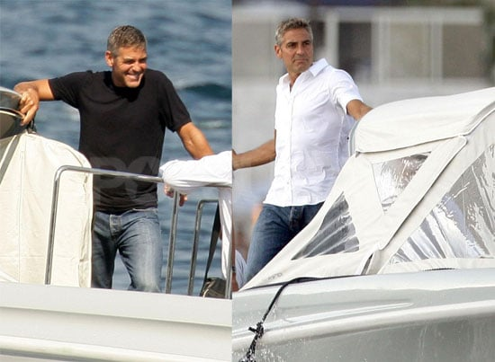 Who's That Girl All Over Clooney!?!