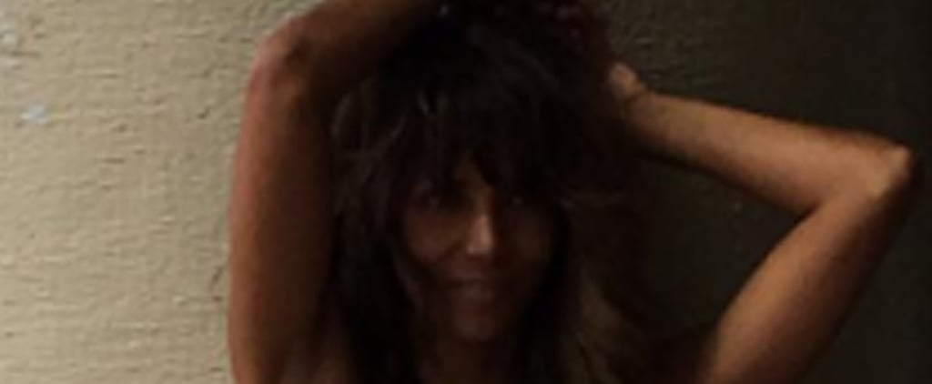 Halle Berry Squeezes In a Sexy Bikini Photo Shoot on the Beach Before the End of Summer