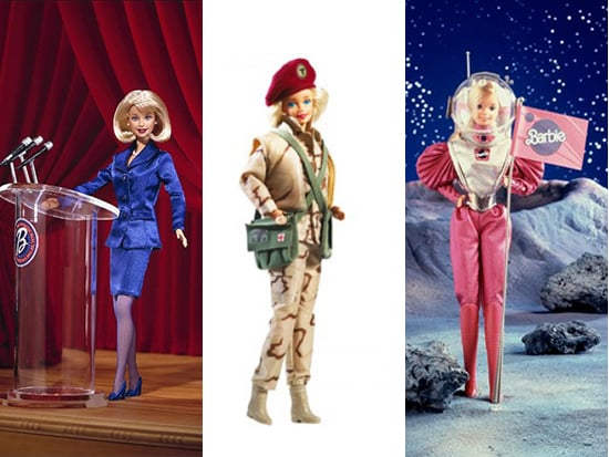 Current Events Barbie