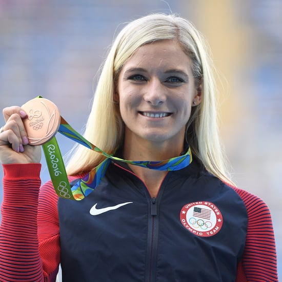 Emma Coburn Forgets Hair Tie Before Olympics Race