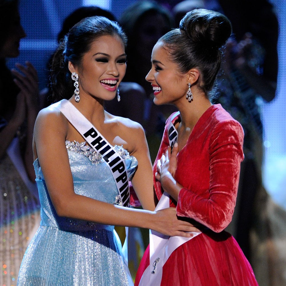 Miss Universe Philippines and Miss Universe 2012