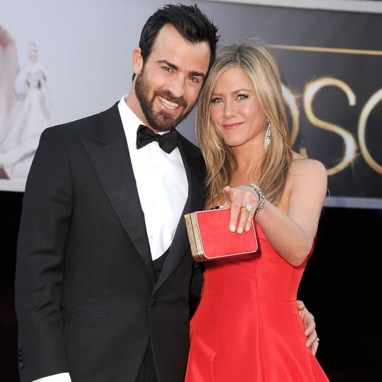 Jennifer Aniston at the Oscars 2013 | Pictures