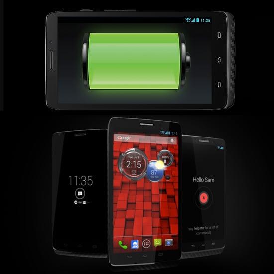 Droid Maxx Battery Life