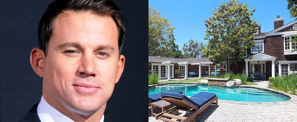 Channing Tatum's $6 Million LA Estate Is Pretty Damn Sexy