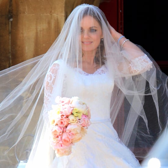 Geri Halliwell Wedding Pictures