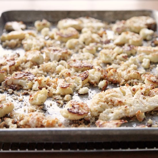 Roast Cauliflower With Breadcrumbs and Parmesan
