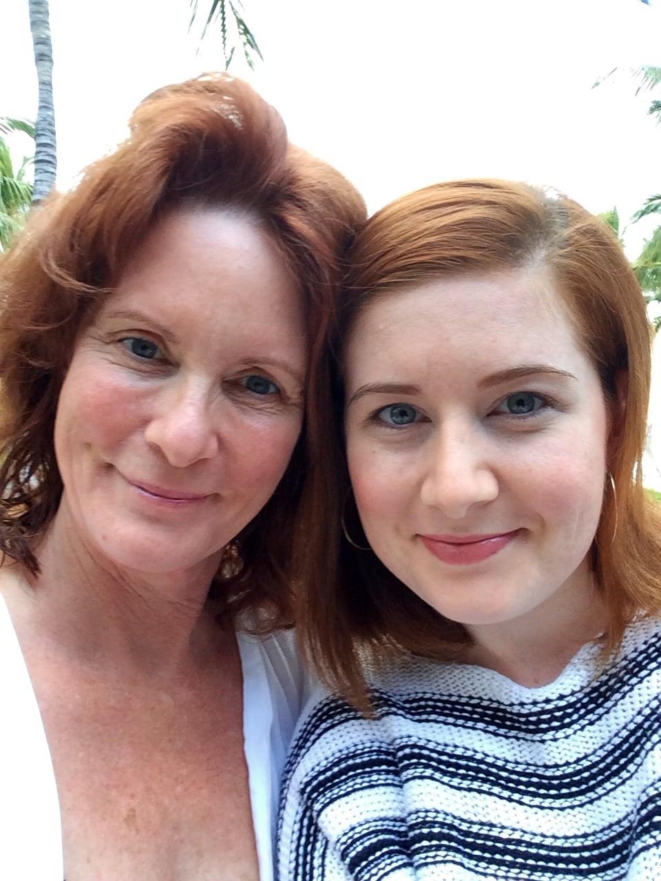 Heather and Maggie Pehanick