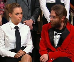 Beauty and the Geek Australia: Jimmy and Gilbert Stay Loyal to Their Beauties Mackenzie and Maddy