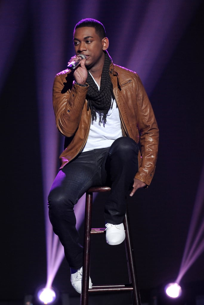 Joshua Ledet was perfect during his latest performance.