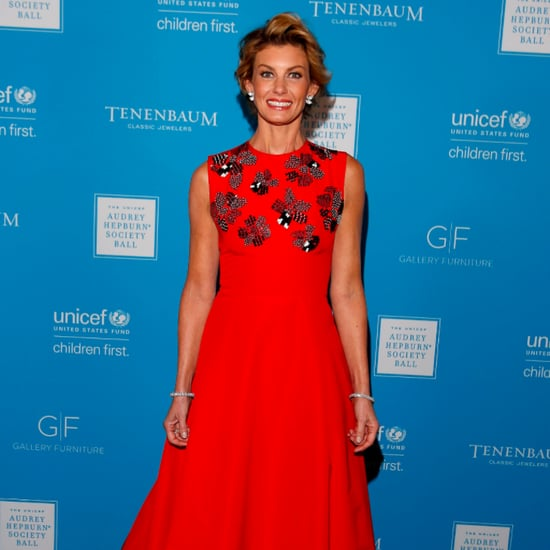 Faith Hill at UNICEF Society Ball 2015 | Pictures