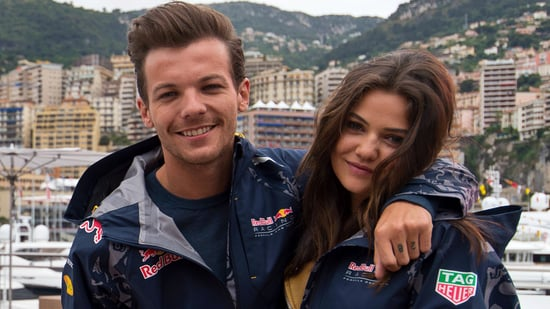 EXCLUSIVE: Danielle Campbell Adorably Gushes Over Boyfriend Louis Tomlinson's 'Great' Parenting Skills For the First Time Ever