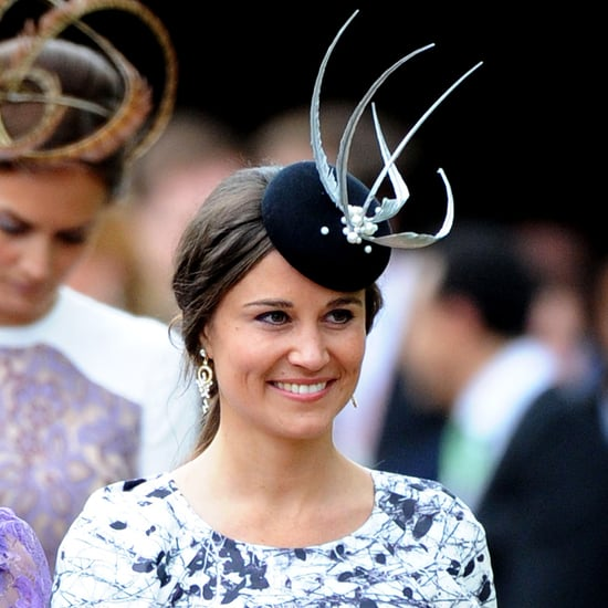 Pippa Middleton Wears Tabitha Webb Again