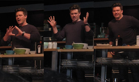 Tyler Florence Makes the Ultimate Dinner