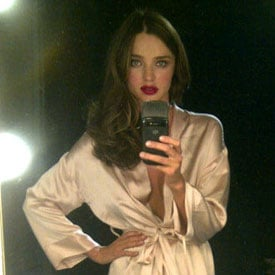 Fun and Funny Celebrity Twitter Pictures From Hayden Quinn, Miranda Kerr, Kate Waterhouse and More