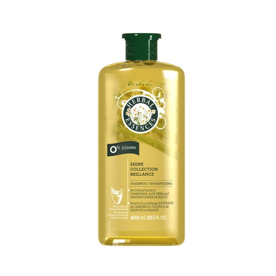 """A classic is always in style, and that's why we're obsessing over the newly rereleased Herbal Essences Shine Collection Shampoo ($5). From the """"vintage"""" packaging to the original scent, we're having a totally organic experience."""