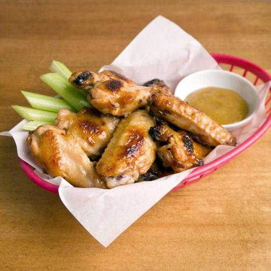 Honey-Mustard Chicken Wings