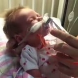 Mom Posts Video of Baby Suffering From Whooping Cough to Encourage Vaccinations