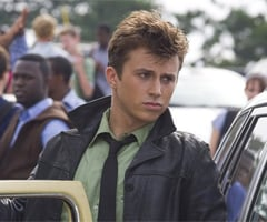 New Footloose Remake Scene Starring Kenny Wormald as Ren McCormack