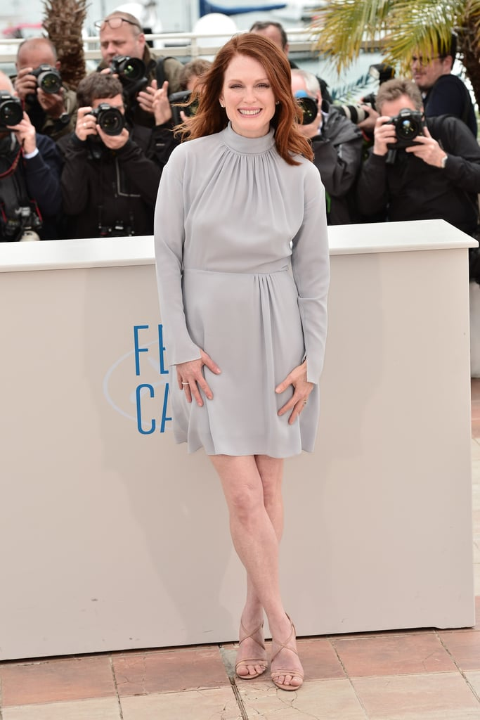 Julianne Moore at the Maps to the Stars Photocall