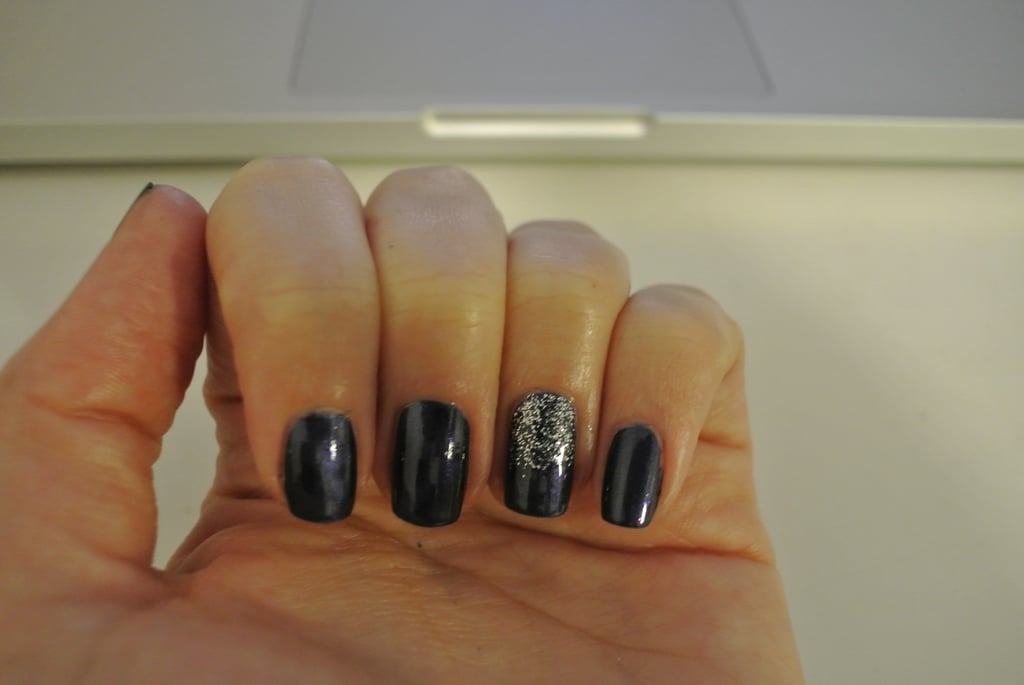 I finished with a generous amount of top coat (I did lose a bit of the pattern after applying so maybe keep your top coat application quite thin) and voilà — my galaxy inspired nails! This manicure took me about 30 minutes all up and I'm now obsessed with the Orly Magnetic FX collection! Magnetic particles in nail polish — what will they think of next? Available: Now Skill level: Easy peasy