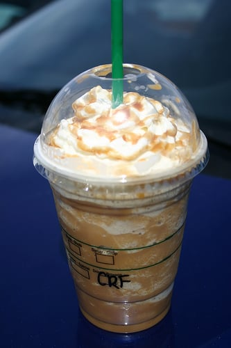 Starbucks Introducing Vegan Frappuccinos