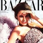 Fab Cover: Alexa Chung For Harper's Bazaar