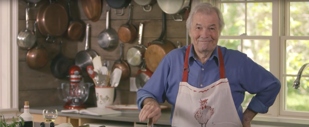 Cook Jacques Pépin's Chicken Jardinière and Make Your Mother Proud