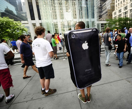 iPhone Launch Day Madness!