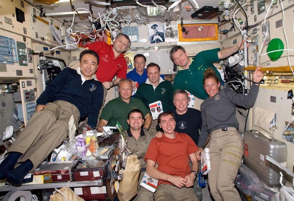 NASA's Final Space Shuttle Mission to the ISS