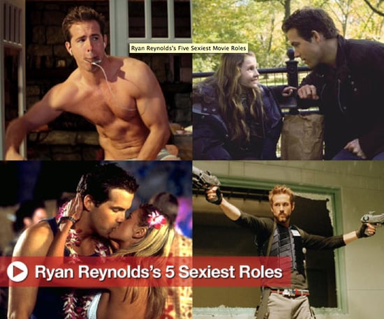 Sugar Shout Out: Ryan Reynolds 5 Sexiest Movie Roles