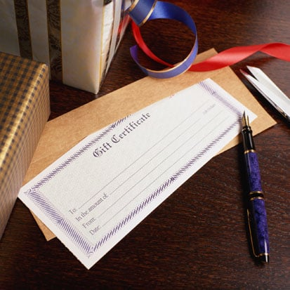 Spa Gift Certificate Shopping Tips