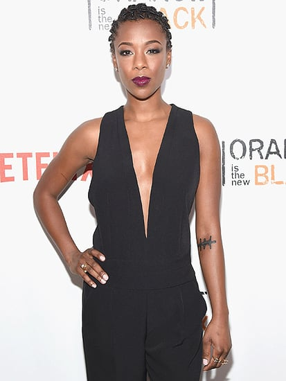 writer of oitnb dating poussey Gay 'oitnb' star samira wiley not used to fame, the openly lesbian actress currently dating 'oitnb' writer  for her audition for the role of poussey.