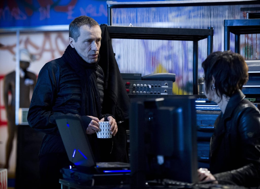 Michael Wincott as Adrian Cross on 24: Live Another Day.