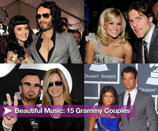 Beautiful Music: 15 Cool Grammy Couples