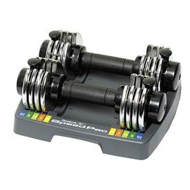 Reebok Speed Pac Adjustable Weights