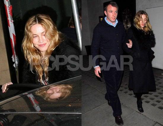 Madonna Has a Smashing Good Time with Prince Harry