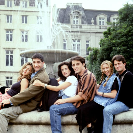 Here's A Sneak Peek At The Friends Reunion Show