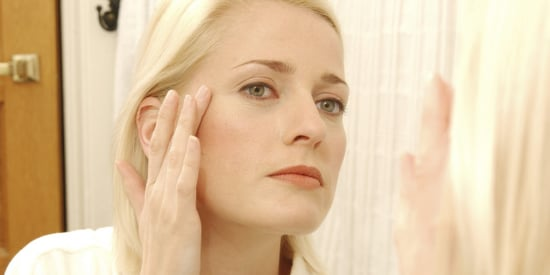 The Way You're Applying Makeup Could Give You Wrinkles