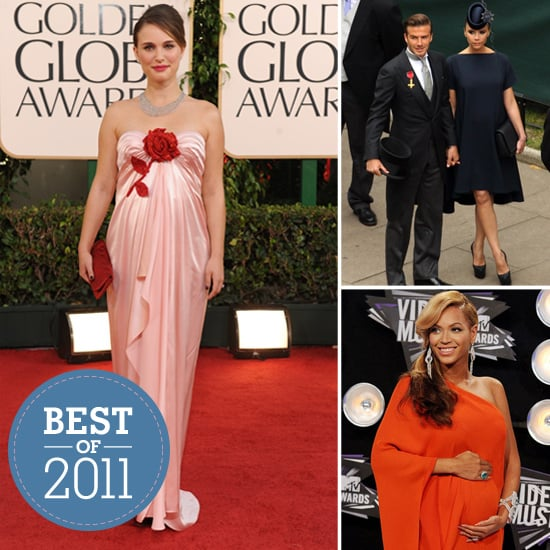 Celebrity Maternity Style in 2011