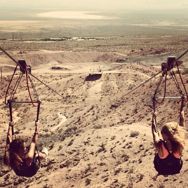 Zip-Line With Family or Friends