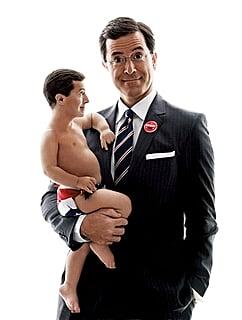 Hilarious Stephen Colbert pics!