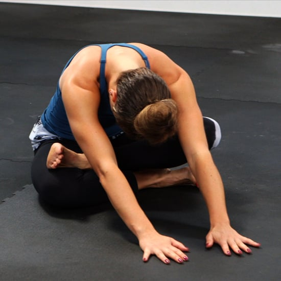 Try These Yoga Poses For a Better Night's Rest!