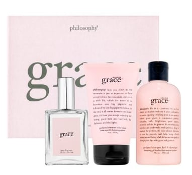 Friday Giveaway! Philosophy The Amazing Grace Layering Collection