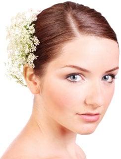 How To for Wedding Hairstyles Ballerina Bun