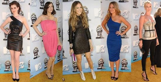 2008 MTV Movie Awards: Best Dressed