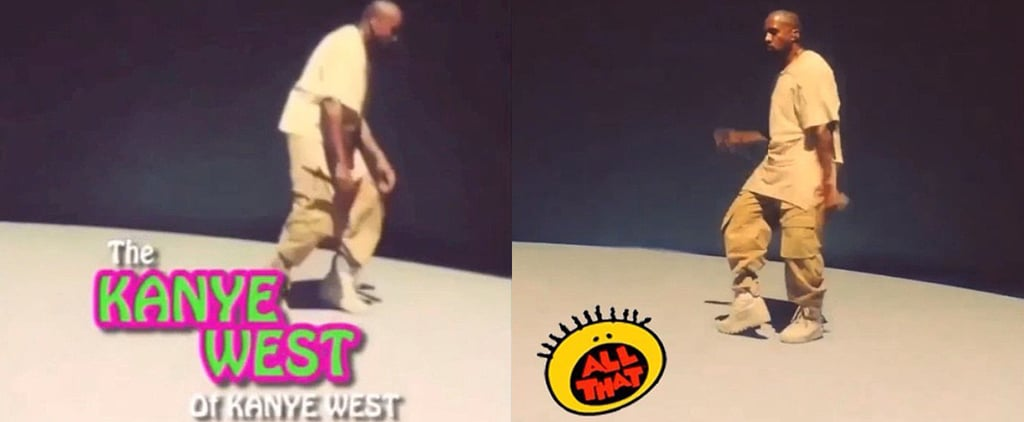 Kanye West Awkwardly Dancing to Your Favorite Songs Is Hilarious