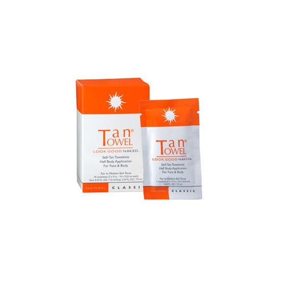 TanTowel Half Body Classic Self Tanning Towelettes, $17.95