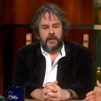 Peter Jackson Hobbit Interview