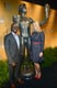 Taye Diggs and Busy Phillips posed for photos in LA.